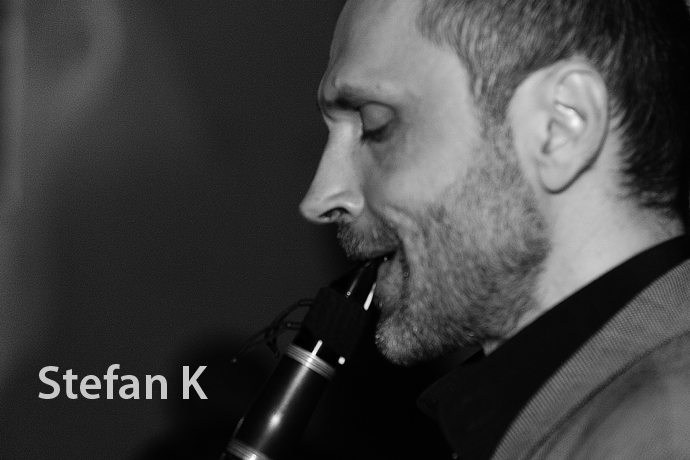 Stefan K: Clarinet player, Composer, Film Composer, Music Producer and Arranger.